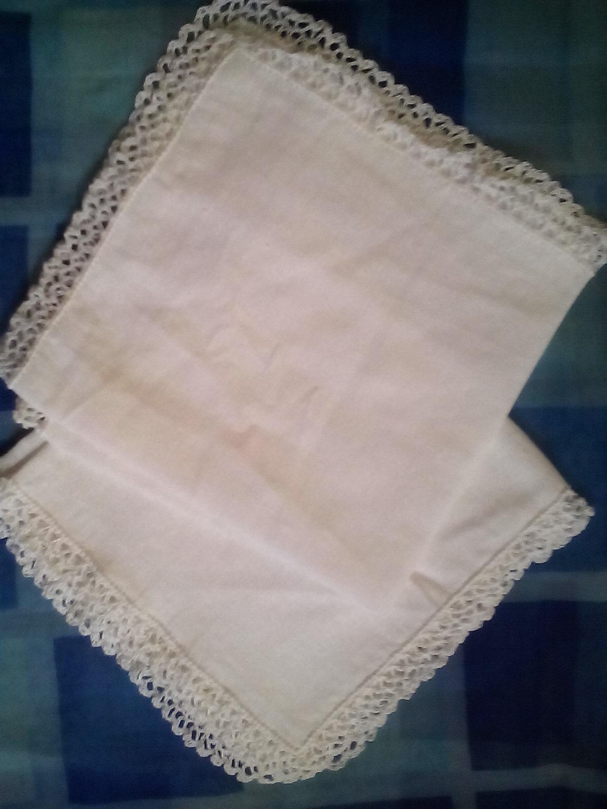 носовые платки handmade